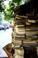 Piled up Books